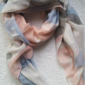 lisa sjaal pastel
