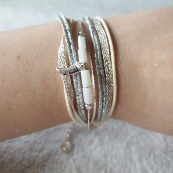 armband beige